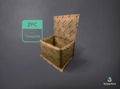 Компания Тemper разработала герметичную картонную упаковку